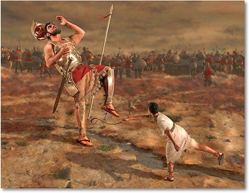 David vs. Goliath: A Sales underdog story!